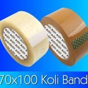 70x100 Koli Bandı