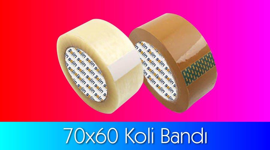 70x60 Koli Bandı