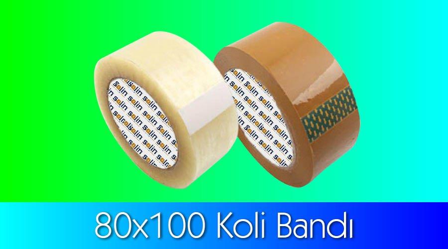 80x100 Koli Bandı
