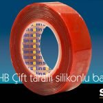 VHB Çift taraflı silikonlu bant