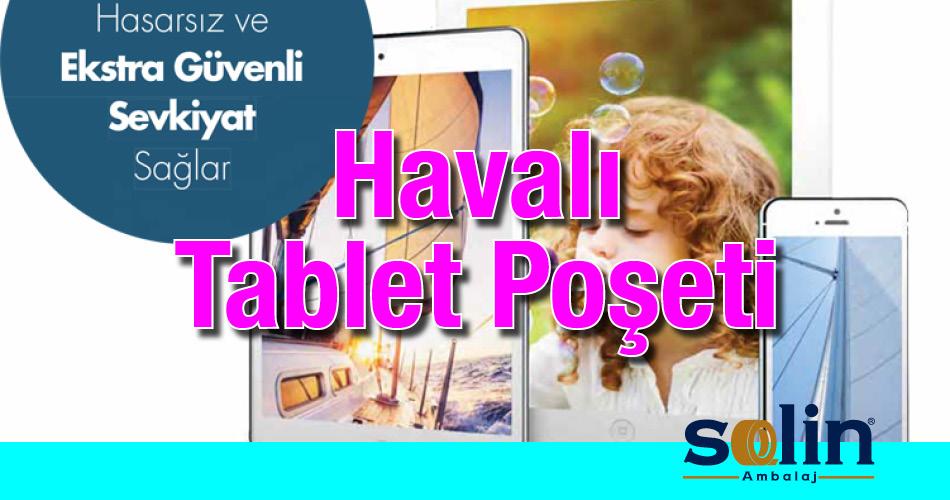 Havalı Tablet Poşeti