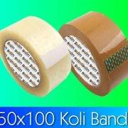 50x100 Koli Bandı