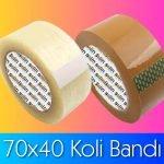 70x40 Koli Bandı