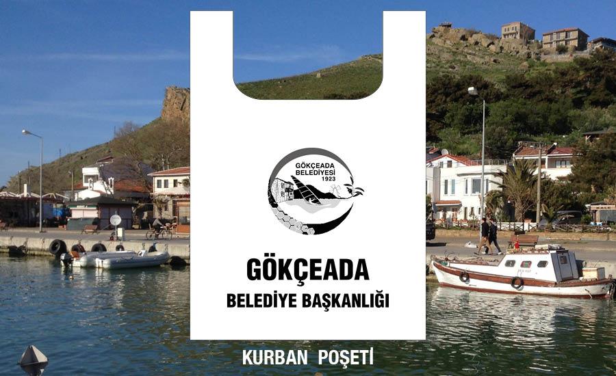 Gökçeada Belediyesi Kurban Poşeti