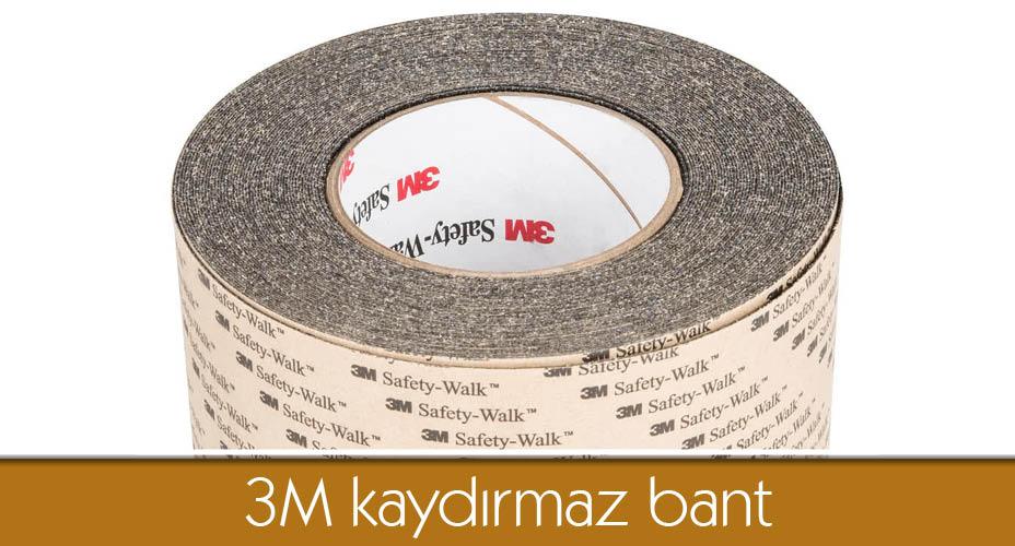 3M kaydırmazlık bandı