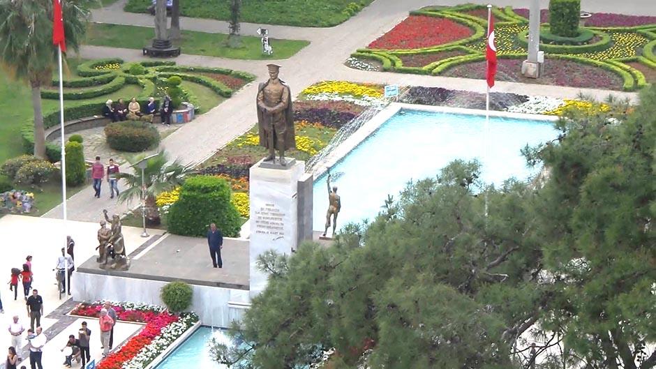Baskılı Poşet Adana, Atatürk Parkı