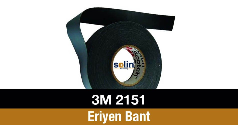 3M Scotch 2151 Elektrik Uygulama Bandı