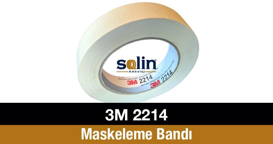3M 2214 Maskeleme Bantları