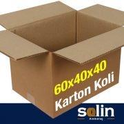 60x40x40 Karton Koli Solin Ambalaj