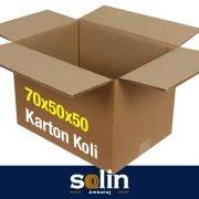 70x50x50 Karton Koli Solin Ambalaj